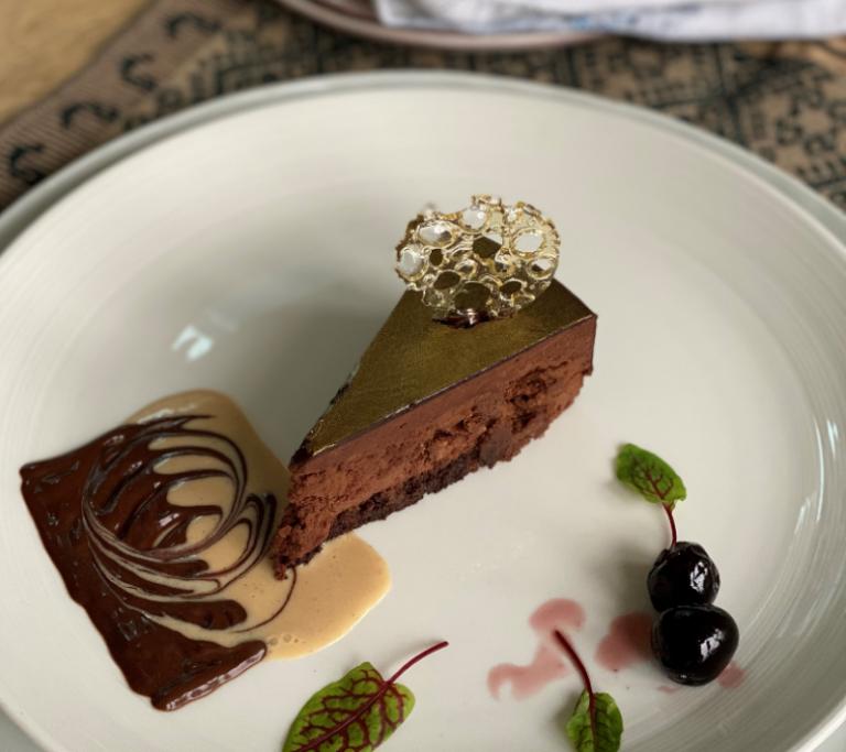 NEW: Chocolate Feuillantine