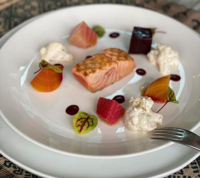 NEW: Hot Smoked Salmon
